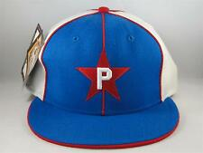 Philadelphia Stars Negro League Headgear Royal White Fitted Hat Cap Size 7 1/2