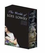 The Worlds of Lois Lowry 3 Boxed Book Set by Lois Lowry Paberback