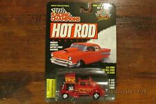 RACING CHAMPIONS 32 FORD COUPE HOT ROD MAGAZINE