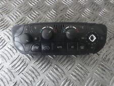 2001 Mercedes C200 Kompressor clima Calentador Unidad De Control 2038300785