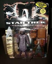 Star Trek Next Generation GUINAN  purple outfit FIGURE TNG FIGURE picard
