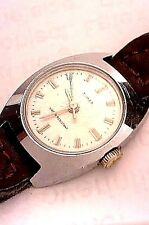 READY 2 wear WOMEN'S vintage 1970 Timex WATCH new STRAP