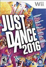 Just Dance 2016 (Nintendo Wii) - COMPLETE