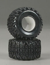 NEW Associated Tires & Inserts 18MT (2) 21064