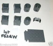 Lego Trap Door Crate Box Barrel 61780 2489 30042 Technic  30361 Round Brick lot