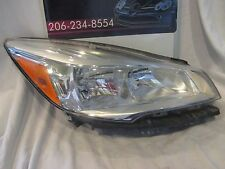 2011-2012 FORD ESCAPE PASSENGER/RIGHT SIDE HALOGEN HEADLIGHT OEM