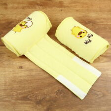 Baby Toddler Safe Cotton Anti Roll Pillow Sleep Head Positioner Anti-rollover H2