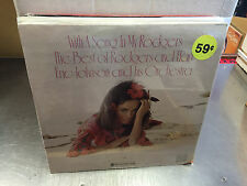 Eric Johnson With a Song in My Rodgers Best of Rodgers & Hart vinyl LP SEALED