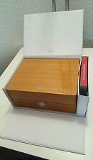 Nueva gran Omega caja para relojes con embalaje exterior/Box/watch case/estuche-New -! nuevo!