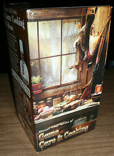 Master Chef Series of Game Care & Cooking - VENISON BIG GAME HUNTING Free DVDs