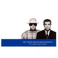 Pet Shop Boys - Discography / Greatest Hits / Best Of - CD (UK) - NEW & SEALED