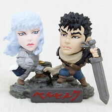 Berserk Guts & Griffith Mini Figure Set Limited Chara Heroes JAPAN ANIME MANGA