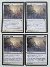 Intangible Virtue x4 - Innistrad INN - MTG Magic the Gathering
