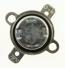 Bimetallschalter Schliesser 70°  Temperaturschalter Thermoschalter 6 12 24 240 V
