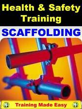 Scaffolding Erection TG20 Update Construction - Health and Safety Training UK