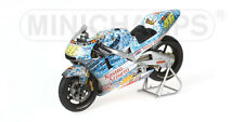 Minichamps Honda NSR 500 Valentino Rossi MotoGP 2001 Mugello Dirty Version, 1:12