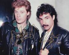 Hall & Oats In-Person AUTHENTIC Autographed Photo COA SHA #29004