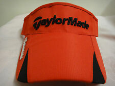 Brand New Taylormade R11s&RBZ Hat/Visor w/magnetic Ball Marker w/Tag!Color Red!!
