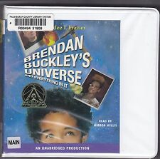 Brendan Buckley's Universe & Everything in It by Sundee Frazier (2008, CD, Unabr