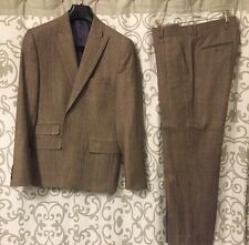 Men's Stanford Signature 40S 100% Wool Suit Pants 32x28