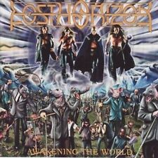 Lost Horizon - Awakening The World CD Brand New Sealed 2012 The End Records