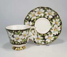 "Royal ALBERT ""Provincial Flowers"" TAZZA & Sotto Tazza"
