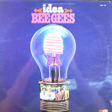 "LP 12"" 30cms: The Bee Gees: idea, RSO C3"