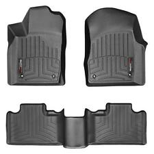 WeatherTech Floor mat front and rear 2014-2016 JeeP Cherokee 44566-1-2