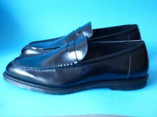 MENS WOMENS BLACK PENNY ABBOT LOAFER M IN E DOC MARTEN DR MARTENS SHOES UK SZ 12