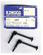 VINTAGE 1/10 RC CAR KAWADA SV-10 TOURING CAR SV20 Universal Joints Old Stock NIB