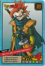 CARTE DRAGON BALL LE GRAND COMBAT N-¦ 591 TAPION POWER LEVEL 4
