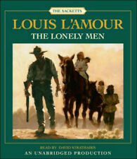 Louis L'Amour THE LONELY MEN Unabridged CD *NEW* $26.95 Valu FAST 1st Class Ship