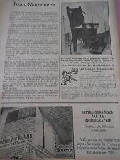 La Chaise électrique de la prison de Toronto Bruno Hauptmann Print 1936