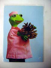 CARTE POSTALE - LA MAISON DE TOUTOU - KIKI la grenouille