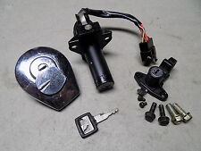 83 Honda V45 Magna VF 750 C Lock Set w/ Key Ignition Switch Gas Cap Helmet Seat