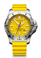 Victorinox Swiss Army I.N.O.X. Professional Diver  Yellow Dial Men's Watch 24173