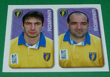N°252 ROUMANIE ROMANIA MERLIN IRB RUGBY WORLD CUP 1999 PANINI COUPE MONDE