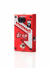 Digitech Drop Polyphonic Drop Tune Pitchshifter True Bypass Guitar Effects Pedal