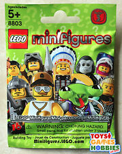 *NEW* LEGO Minifigure SERIES 3 - SEALED BLIND BAG- RANDOM -Fisherman Pilot ?