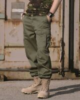 MIL-TEC US ARMY RANGER TROUSERS  CARGO WORK COMBAT MENS MILITARY CASUAL PANTS