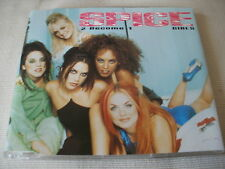THE SPICE GIRLS - 2 BECOME 1 - UK CD SINGLE