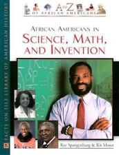 African Americans in Science, Math, and Invention (A to Z of African A-ExLibrary
