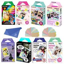 80 Sheets Fujifilm Instax Mini Instant Film For Mini SP-1 90 8 25 7S 50S typeA