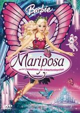 Barbie Mariposa and her Butterfly Fairy Friends (DVD 2008) NEW Sealed Free Shipp