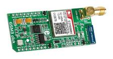 MCU/MPU/DSC/DSP/FPGA Development Kits - ADD-ON BOARD SIM800H GSM3 CLICK