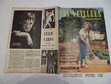 LES VEILLEES DES CHAUMIERES N°97 LESLIE CARON ROMANS MODE     I94