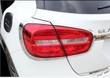 Heckleuchte Rahmen ABS Chrom Abdeckung für Mercedes GLA