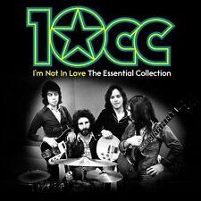 10cc - I'm Not In Love: The Essential 10cc (2016 CD Presale 16/9/16)