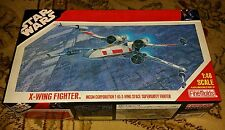 NEW Fine Molds 1/48 STAR WARS  X-WING Fighter T-65 X Model Kit SW-9 Darth Vader