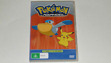 POKEMON ADVANCED VOL. 6.6 TAMING OF THE SHROOMISH DVD *GOING CHEAP*